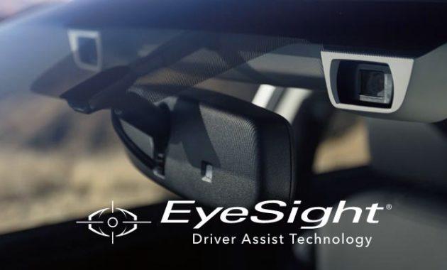 Продан миллионный автомобиль Subaru c системой EyeSight