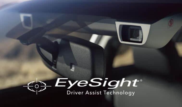 Система помощи водителю Subaru EyeSight сокращает количество аварий