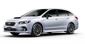 Анонсированы две новые версии Subaru Levorg