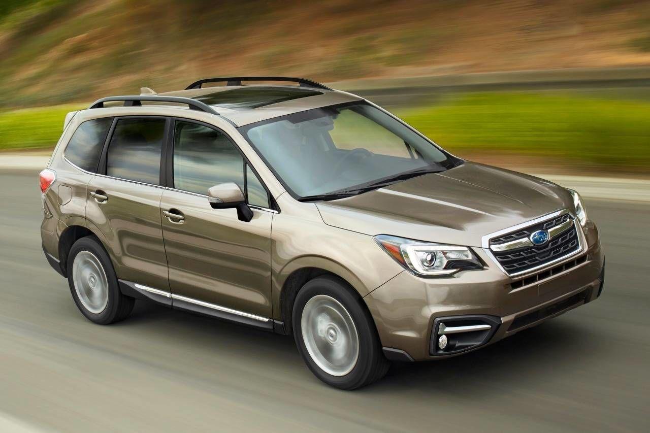Владельцы Subaru Forester не расстаются со своим автомобилем более 15 лет