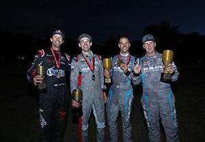 Команда Subaru выиграла ралли в Новой Англии