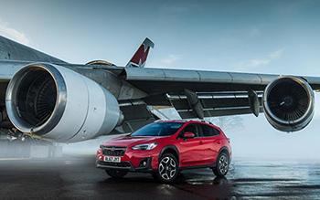 Subaru Corporation признана в Великобритании производителем самых безопасных автомобилей