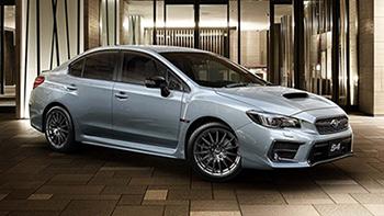 STI Sport – специальная серия Subaru WRX S4