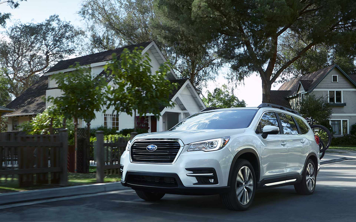 Состоялась премьера Subaru Ascent