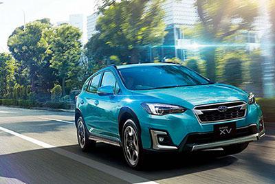 В Японии начались продажи Subaru XV Advance