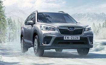 Subaru Forester - претендент на звание