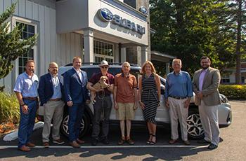 В США продан 2-миллионный Subaru Forester