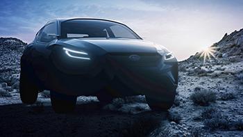 Новый концепт-кар Viziv Adrenaline будет показан в Женеве