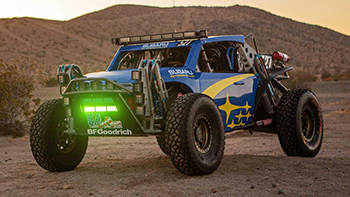 Представлен новый Crosstrek Desert Racer