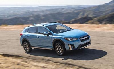 В Лос-Анджелесе состоится премьера нового Subaru Crosstrek