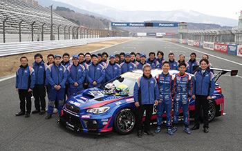 Subaru снова примет участие в гонке «24 часа Нюрбургринга»