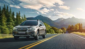 Встречаем лето с Subaru!