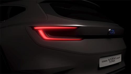В Женеве состоится премьера Subaru Viziv Tourer Concept