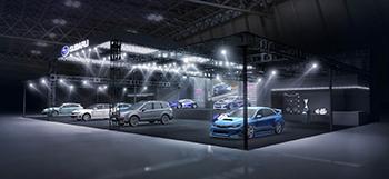 Subaru представит в Токио новые концепт-кары