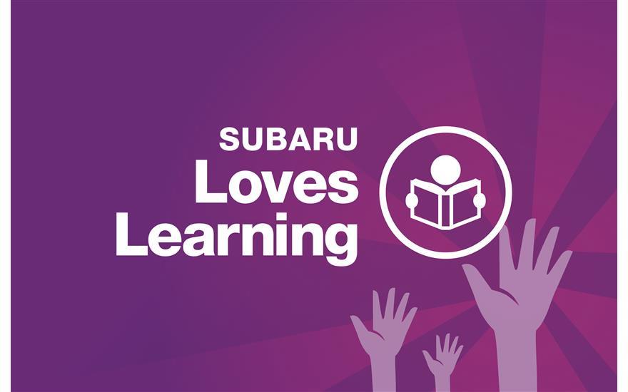 SUBARU любит учиться