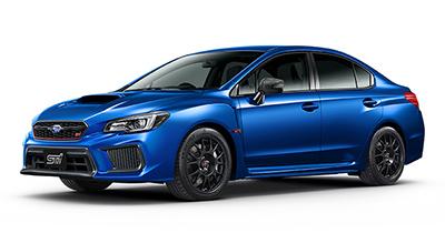 Специальная серия Subaru WRX STI в честь 30-летия STI
