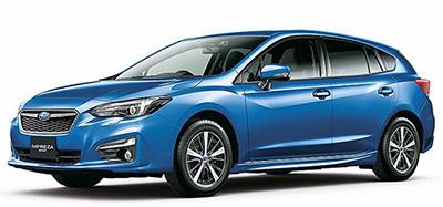 Новая модификация Subaru Impreza