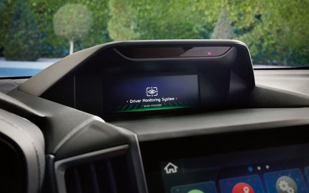 Subaru Forester будут запоминать лицо водителя