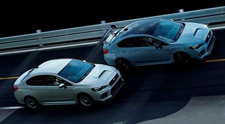 Subaru начинает прием заказов на WRX STI S208