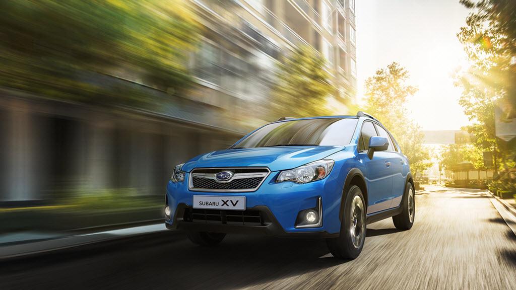 Заказы на новый Subaru XV в Японии превысили 10000 экземпляров