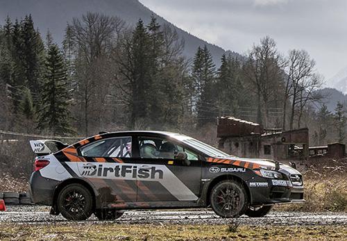Автомобили Subaru используются для подготовки водителей
