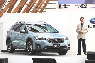 Subaru Corporation объявила о присуждении в Японии Subaru XV и Impreza Гран-При за безопасность
