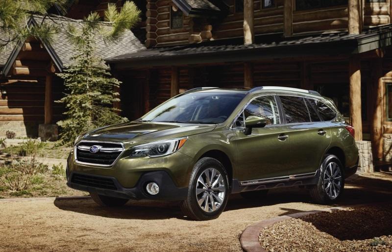 Subaru Outback назван лучшим автомобилем для тинейджеров