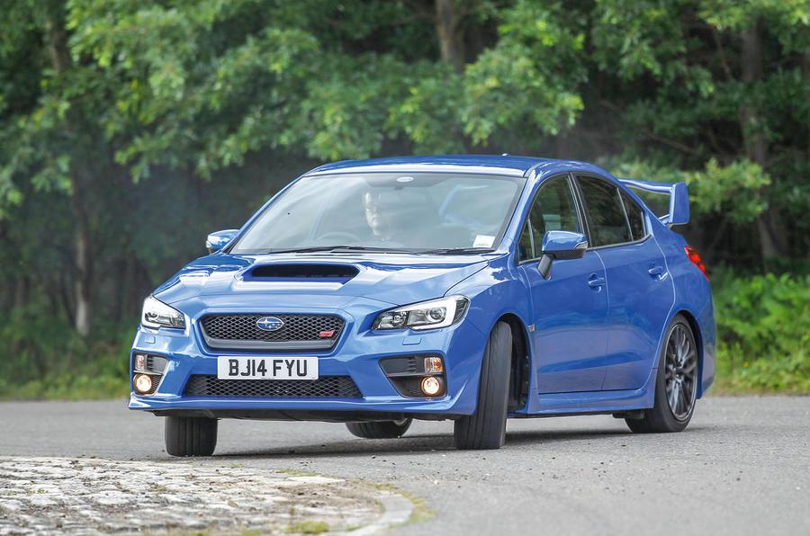 Subaru - крупнейший в мире производитель полноприводных автомобилей