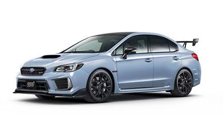 Subaru выпускает WRX STI специальной серией S208