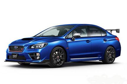 Subaru выпускает специальный вариант WRX S4