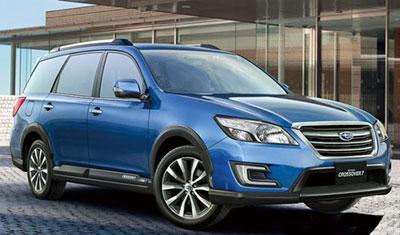 Subaru выпускает специальную версию Exiga