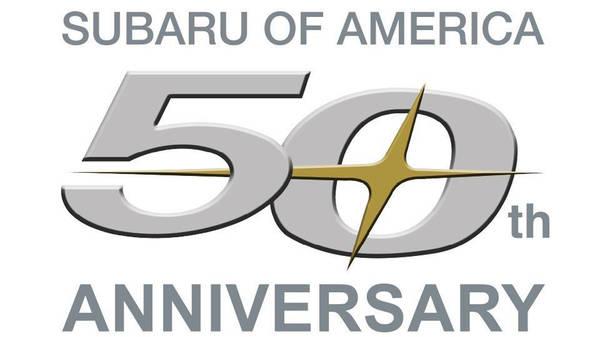 Специальные версии автомобилей в честь юбилея Subaru в США