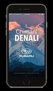 Subaru и Chimani выпустили бесплатные путеводители