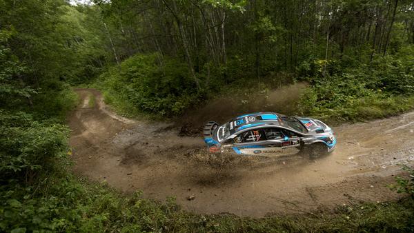Гонщики Subaru выиграли американский чемпионат по ралли