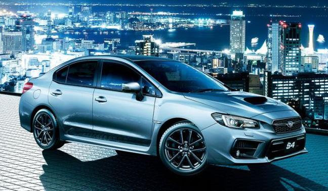 Успешный старт продаж Subaru Levorg и WRX S4 в Японии