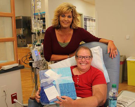 Subaru участвует в программе помощи онкологическим больным